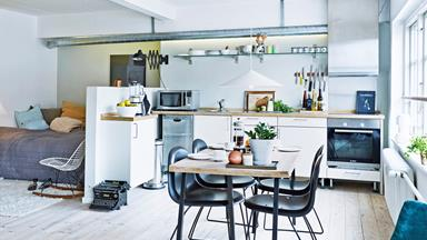 A guide to small space living