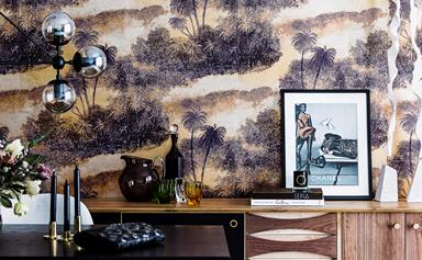 3 ways with wallpaper