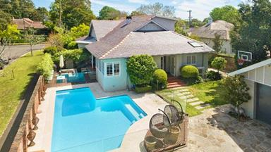 Karl Stefanovic and Cassandra Thorburn's home listed for $3.6 million