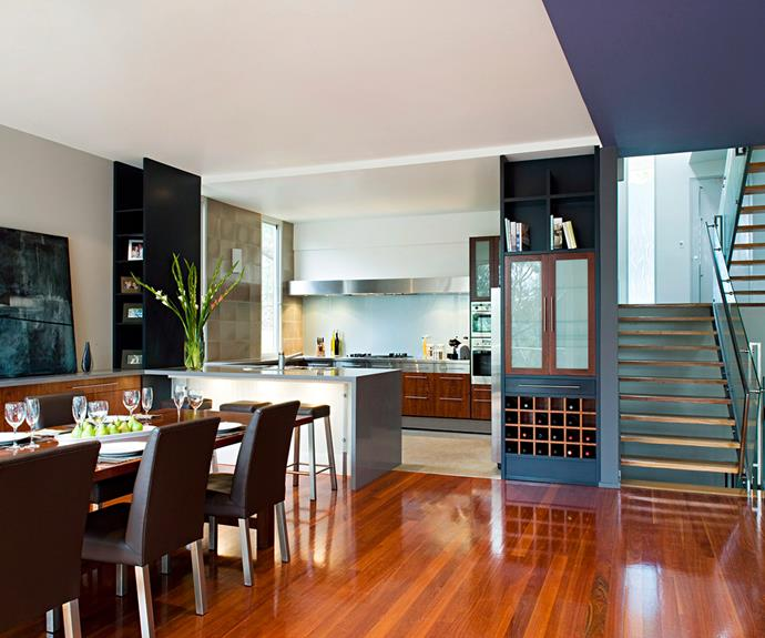 Timber flooring is durable, hard-wearing and largely stain-resistant. You can also find an option to suit any budget or any sized home. Photo: Dan Magree / bauersyndication.com.au