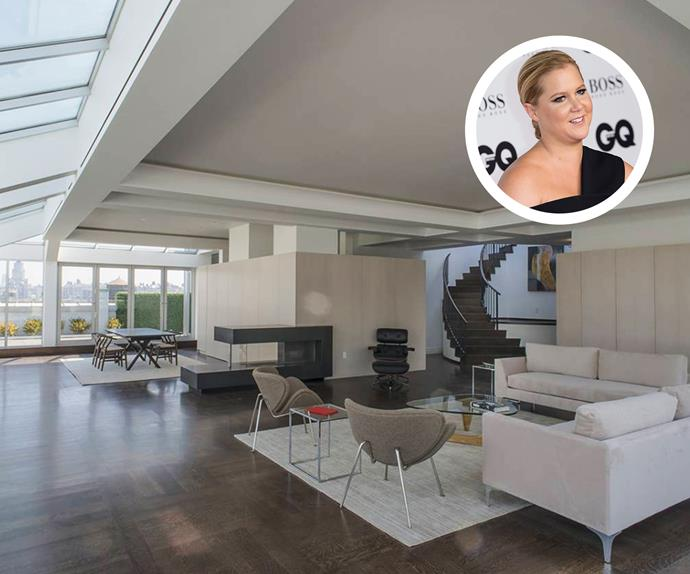 Amy Schumer house