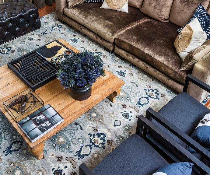 "Make [the right calls on flooring](http://www.homestolove.com.au/how-to-choose-the-right-flooring-4347|target=""_blank"") and you'll be on the path to a successful interior."