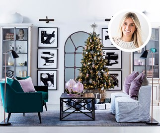 how to decorate a Christmas tree professionally