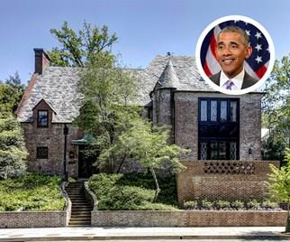 Barack Obama's home