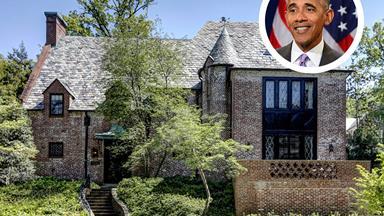 Barack Obama's new home post-presidency
