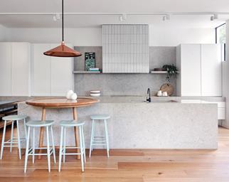 Hecker Guthrie kitchen