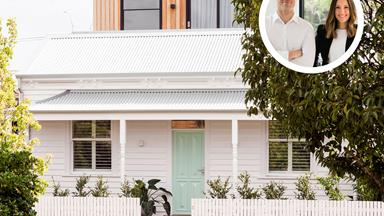 Dan & Dani of The Block open the doors to their Melbourne home