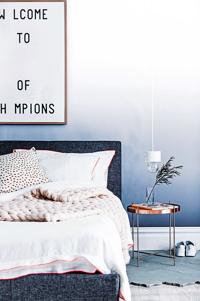 "Thread count isn't the only indicator of [quality](http://www.homestolove.com.au/how-to-guarantee-you-are-buying-quality-bedlinen-4373|target=""_blank""), fibre type and weave also help distinguish high-end bedding. Photo: Maree Homer / bauersyndication.com.au"
