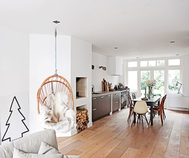 A simple Scandi-style abode