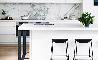 NYC style kitchen