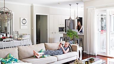A family home with hotel-inspired style