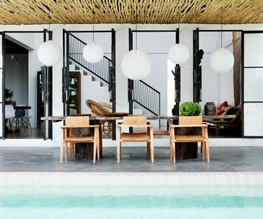 A designer escape in Bali