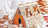 Gingerbread House: Step-by-step instructions