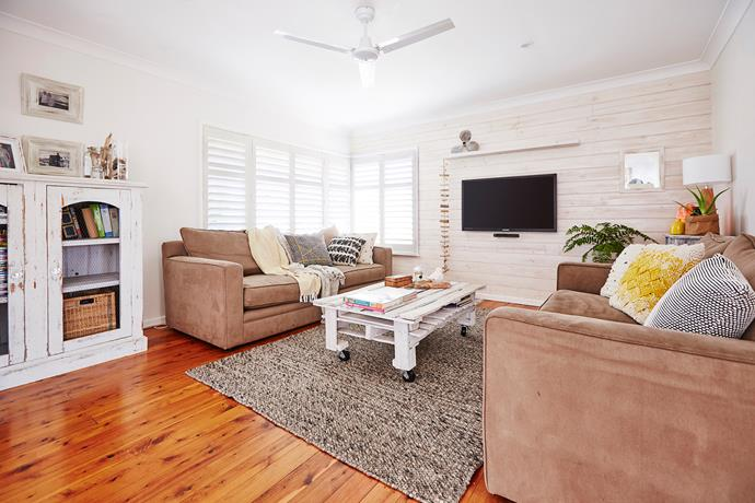 """""""I wanted a large, high-quality rug that would be durable and inexpensive. This one from [Fantastic Furniture](https://www.fantasticfurniture.com.au/