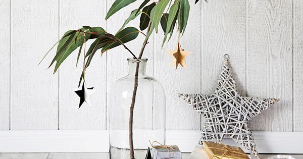 How To Make Christmas Star Ornaments