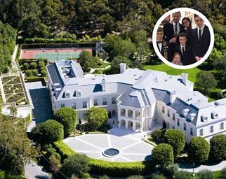 The Beckham's Manor