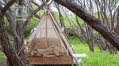 The best Aussie Glamping spots