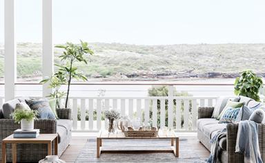 Coastal style: An airy new build in Sydney