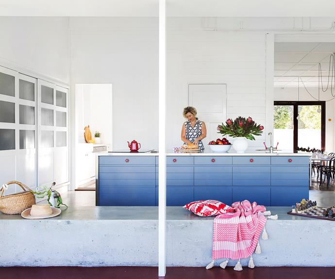kitchen with wow factor