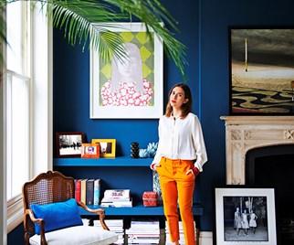 colourful interiors