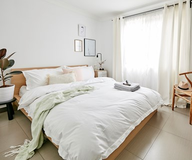 Before & after: Guest bedroom refresh