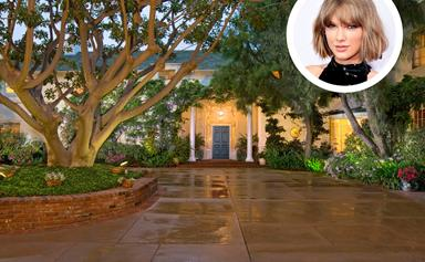 Taylor Swift is restoring a historic Hollywood mansion