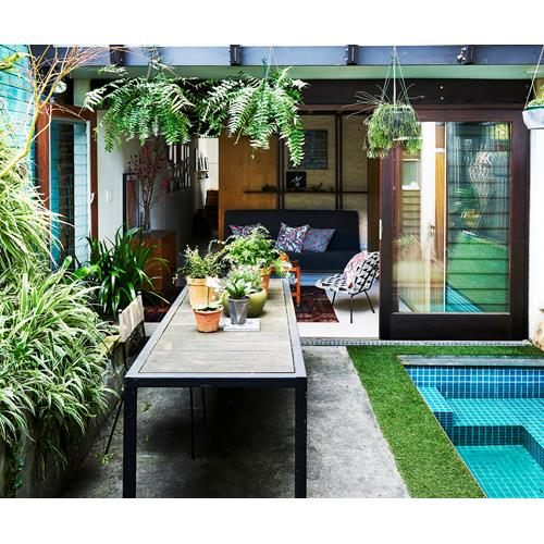 Bathroom Renovations Western Sydney: An Upcycled Extension In Sydney's Inner-West