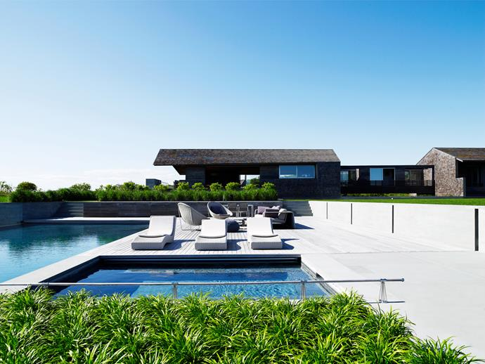 [Montauk home by Bates Masi Architects](http://www.homestolove.com.au/luxury-montauk-house-by-bates-masi-architects-4473). Photograph by Richard Powers. From *Belle* November 2016.