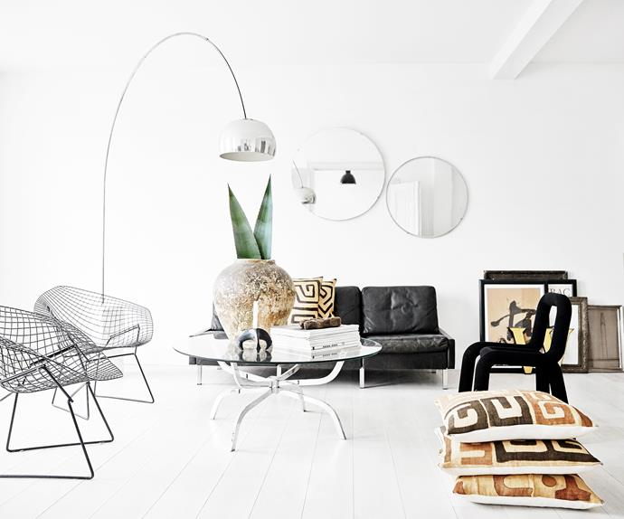 raw and rustic interiors