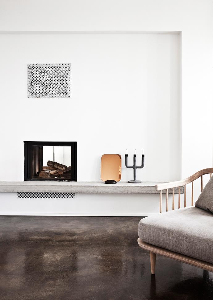 """Tinted in a warm copper hue, Menu's 'Gridy Me' table mirror will provide nostalgic-style reflections, $220, [Safari Living](https://www.safariliving.com/ target=""""_blank"""" rel=""""nofollow"""")."""