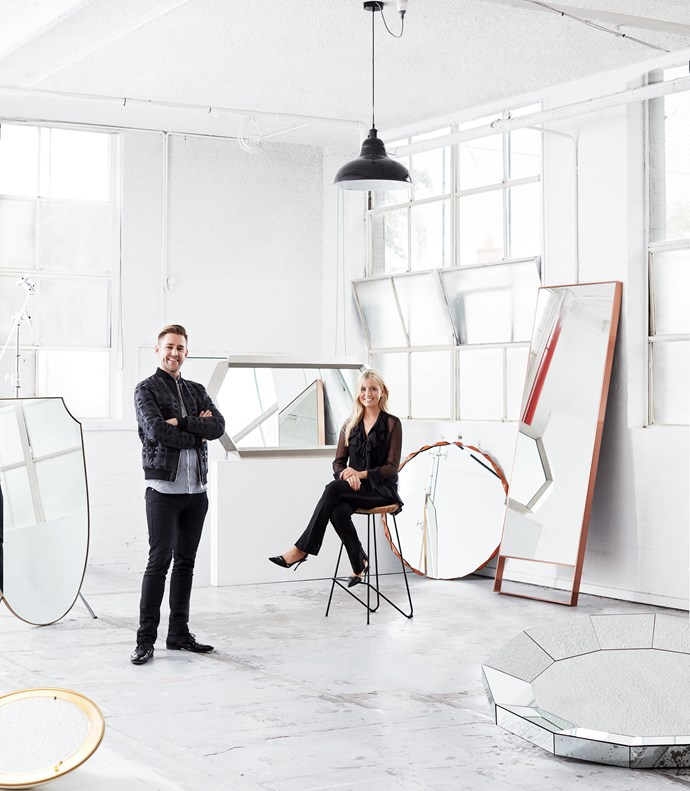 "Interior designer [Travis Walton](http://traviswalton.com.au/|target=""_blank""