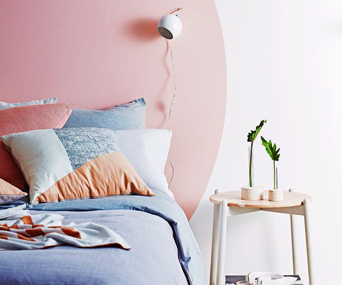 """Seasonal bedding is a must. [Summer calls for lightweight bed linen](https://www.homestolove.com.au/best-bed-linen-for-summer-19558