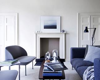 Scandi style apartment