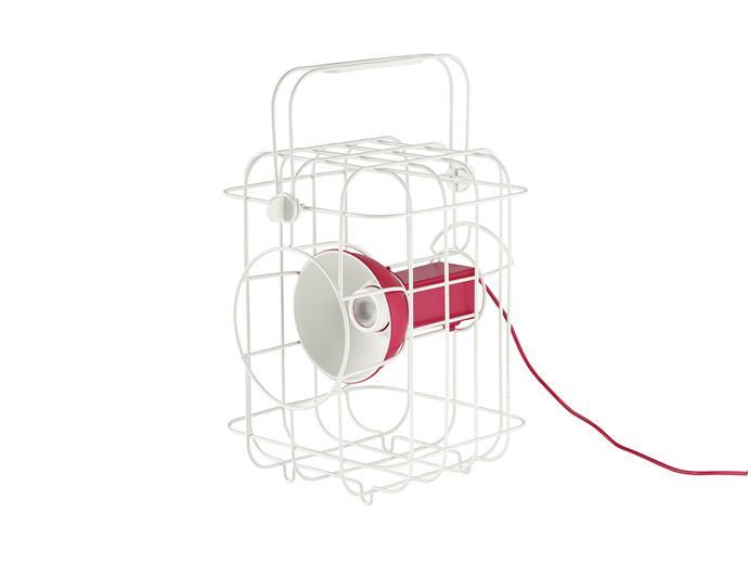 IKEA PS 2017 LED light, $49.99. **Designer:** Matali Crasset