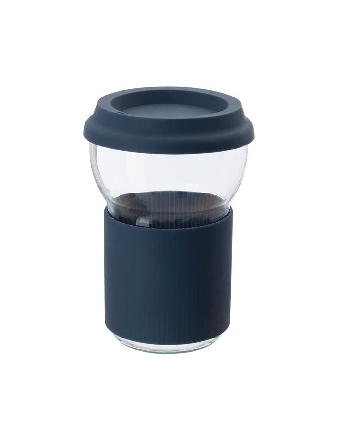IKEA PS 2017 mug with lid, $5.99. **Designer:** Iina Vuorivirta