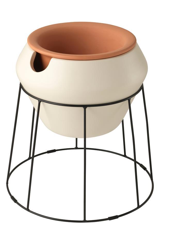 IKEA PS 2017 Self watering plant pot, $39.99. **Designer:** Iina Vuorivirta