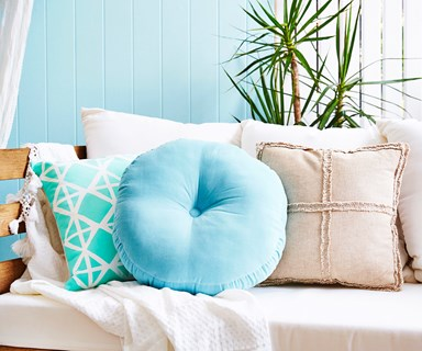 Shop the look: Cool, calm outdoor living