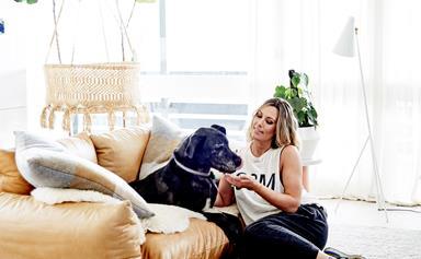 Real Pets: Meet Simone Haag's Great Dane, Tank