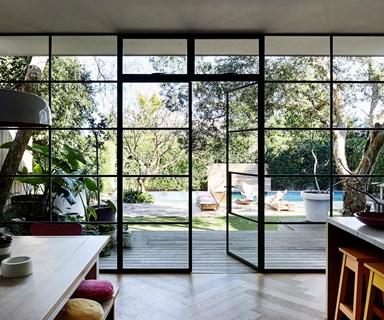 Rachel Castle's colourful & quirky abode