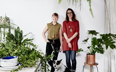 Studio style: The Planthunter & The Forty Nine Studio