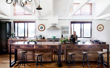 10 charming country homes