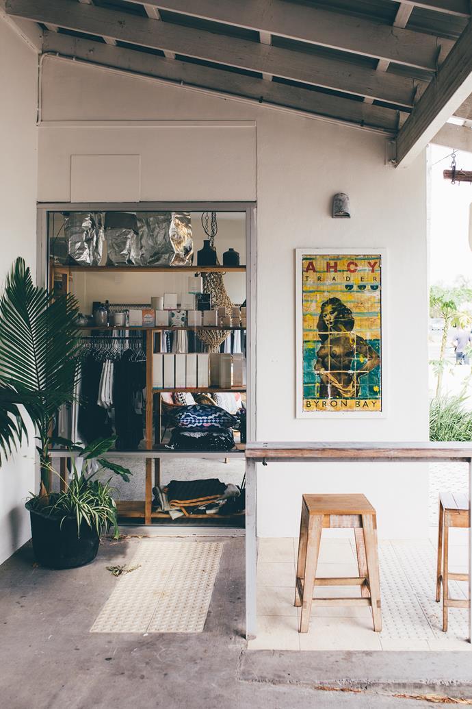 Ahoy Trader / Shop 1/3 Marvell Street, Byron Bay