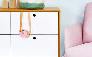 Shop the look: simply Scandi nursery