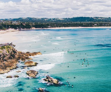 The creative's guide to Byron Bay