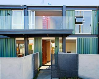 architectural house Los Angeles