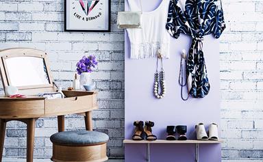 3 steps to wardrobe heaven