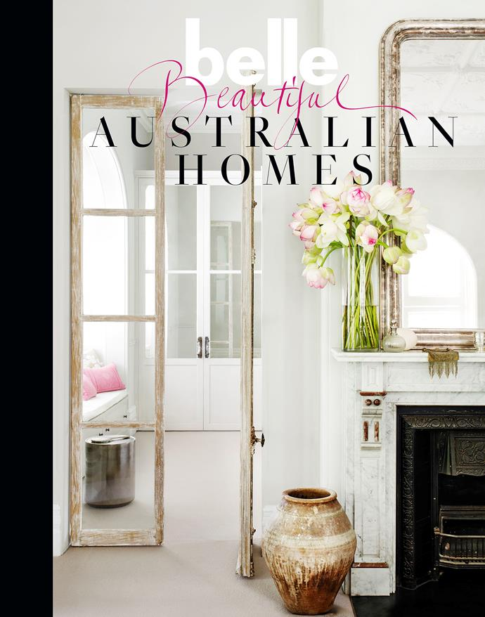 Glasslyn appears of the cover of *Belle Beautiful Australian Homes*.