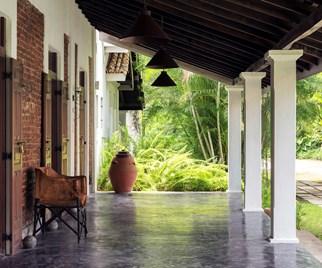 Sri Lanka verandah