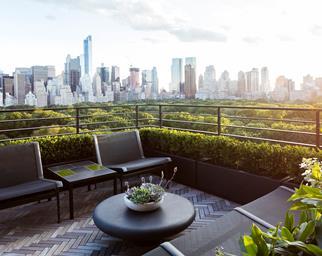 rooftop garden new york city
