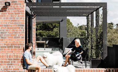 Cosmopolitan style in the Brisbane suburbs